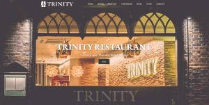 Trinity Restaurant in the centre of Cambridge