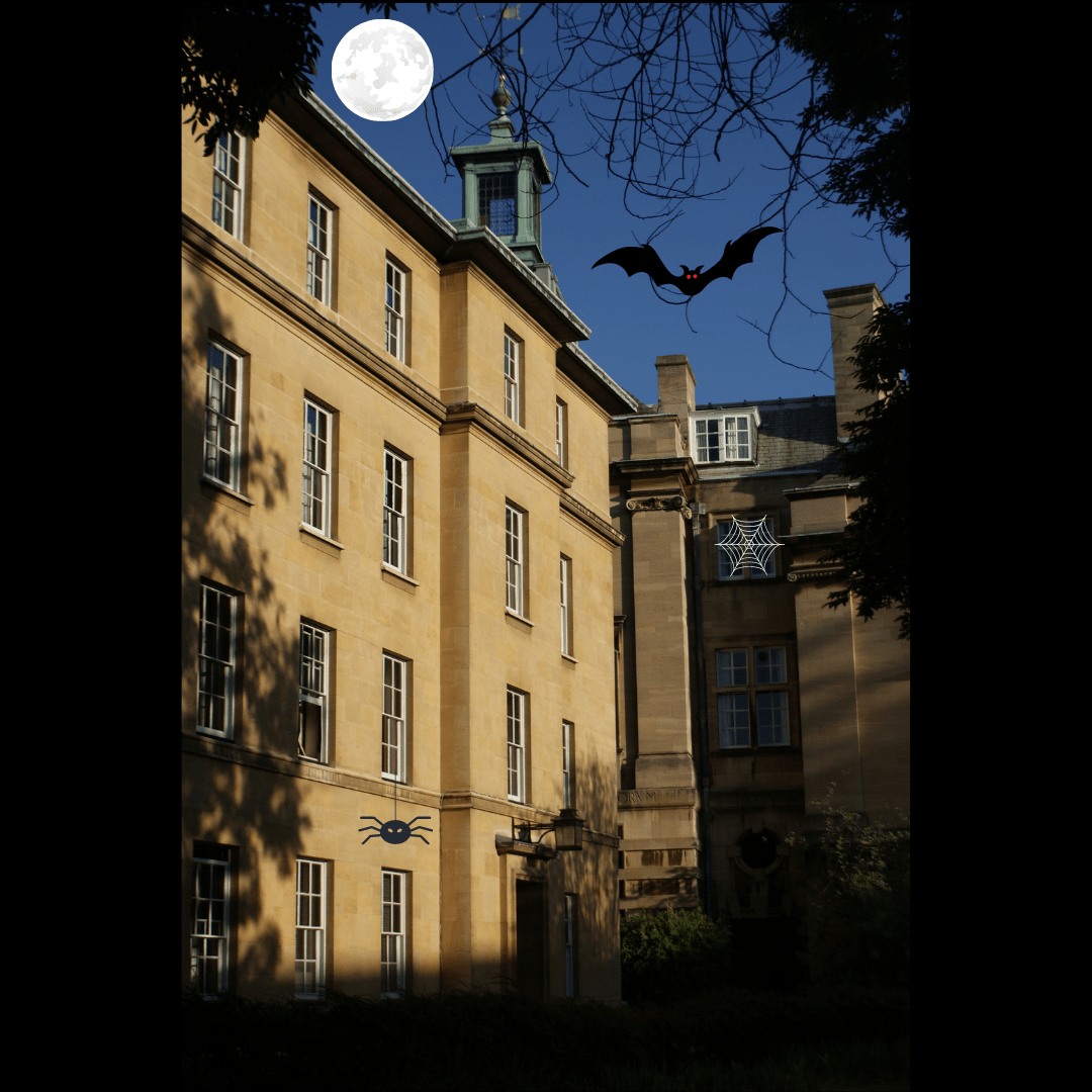 Read more about the article Cambridge Ghost Stories
